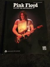 Pink Floyd-- Guitar TAB Anthology Alfred Music Rare Book