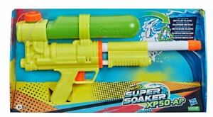 NERF Super Soaker XP50-AP Water Blaster Summer Fun