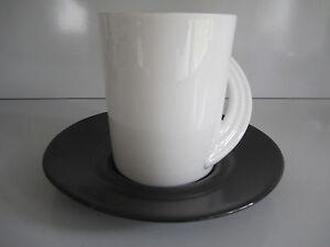Rosenthal Suomi platine Tasse à café avec soucoupe 2tlg Cup /& Soucoupe