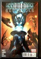ANNIHILATORS EARTHFALL Issues #1 Marvel 2011 Limited Series Comic Book