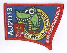 AJ2013 - AUSTRALIA SCOUT NATIONAL JAMBOREE - TROOP B25 SCOUTS BADGE