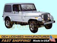 1982 1983 Jeep CJ Limited Decals & Stripe Kit