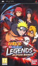 Naruto Shippuden Legends Akatsuki Rising Sony PSP Bandai