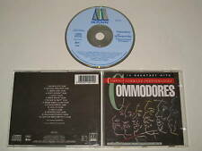 COMMODORES/14 GREATEST HITS (MOTOWN 72421) CD ÁLBUM