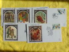 Stamps/FDC/Benham/1990/Christmas