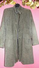 Cinzia Rocca Green Cotton zip & button blazer Jacket Coat Size US 4