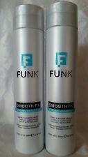 2X  FUNK SmoothFX Styling Expertise { Straghtening Cream, Zero Frizz }  10.15oz
