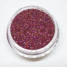 CA Glitter LASER ROSE rosa hologramm Regenbogenschimmer multi Effekt #413