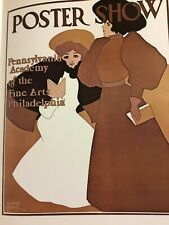 Art Nouveau Poster Print By Maxfield Parrish Academy of Fine Arts Posters Show