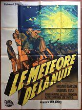 Affiche LE METEORE DE LA NUIT It came from outer Space JACK ARNOLD 120x160cm
