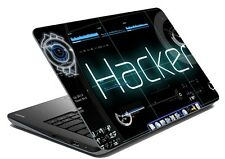 meSleep Hacker Laptop Decal - Laptop Skin- Size-14.1 to 15.6 inches