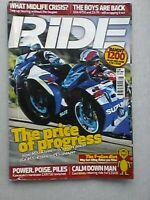 Ride motorbike magazine - may 2007