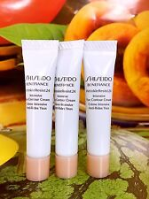 3* Shiseido BENEFIANCE WrinkleResist24 Intensive Eye Contour Cream 5mlx3pcs=15ml