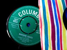 Laurie Johnson 'Bell Bell Boogie' & 'Marching Saints' - 45rpm