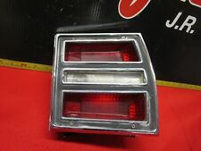 1968 DODGE DART TAIL LIGHT ASSEMBLY RIGHT ORIGINAL GT GTS