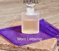 DIORISSIMO Perfume CHRISTIAN DIOR Paris MINIATURE .17OZ/5ML EDT DAB-ON 2/3 FULL