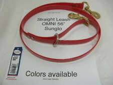 Leash straight dayglo, hound supplies, supply, hunting dogs puppies gps tracking