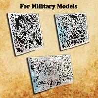 1xHerramienta de plantilla de plantilla AJ0057 AJ0058 AJ0059 para modelo militar