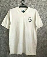 Tottenham Hotspur 1962 Spurs 60s Retro Football Shirt Soccer Jersey Mens Size L