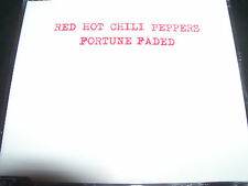 Red Hot Chili Peppers Fortune Faded Australian 3 Track CD 1 Single