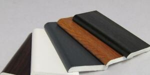 UPVC D Mould 25mm and Architrave 28/45/70/95mm x 5 Mtrs - 9 COLOURS Available