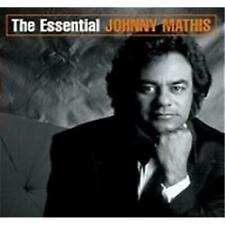 Johnny Mathis The Essential 2 CD NEW