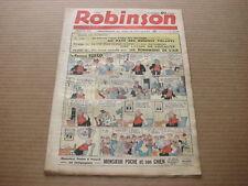 *** ROBINSON *** n° 139 - 25/12/1938