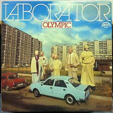 Olympic - Laborator LP VG+ 1113 3443 Vinyl 1984 Czech Prog Rock w/Inner