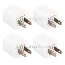 4 HOT! USB Battery Wall Charger Adapter for Apple iPhone 1 2G 3 3G 3GS 4 4G 4S