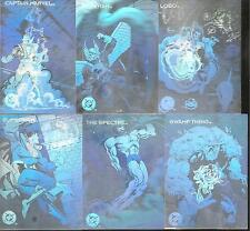 1993 DC COSMIC TEAMS * HOLOGRAM CHASE CARDS * YOU PICK