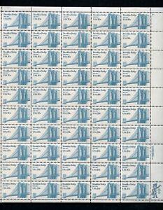 US Scott 2041 Brooklyn Bridge  Full Mint  Sheet of 50
