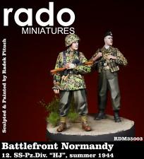 RADO MINIATURES GERMAN 12 SS PZ.DIV. 35003