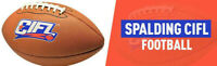 PRO Spalding CIFL Official Size LEATHER Football