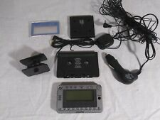 Delphi Xm Radio Roady2 Satellite Receiver Sa10085 with Accessories Tested