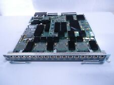 Cisco WS-X6716-10T 16-Port 10 Gigabit Ethernet Module WS-f6700-dfc3c v04