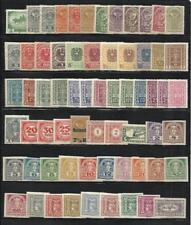 AUSTRIA. Conjunto de 65 sellos clásicos.(Con señal de fijasellos).