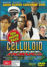 CELLULOID HEROES Ten Movie Pack DVD All Zone