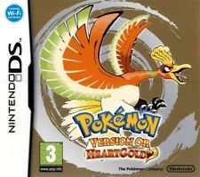 Nintendo DS Spiel - Pokemon: Goldene Edition HeartGold / Version Or FRA Modul