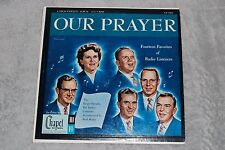 KING'S HERALDS & DEL DELKER Our Prayer Fourteen Favorites of Radio Listeners LP