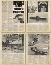 Revenge In The North Pacific, Battle Of Midway News Article