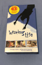 Waking Life (Vhs, 2002) Promo Copy not for resale