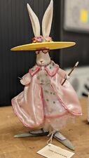 Dept 56 Krinkles Artist Bunny Sammlerstück Item  010.0766