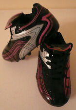 GIRLS SIZE 8 YOUTH VIZARI STRIKER FG SOCCER BASEBALL CLEATS SNEAKER SHOES