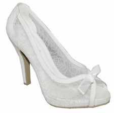 Stiletto Standard Width (B) Satin for Women