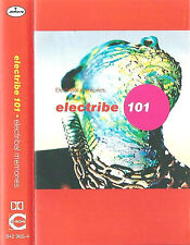 Electribe 101 ‎Electribal Memories CASSETTE ALBUM Electronic House Deep House