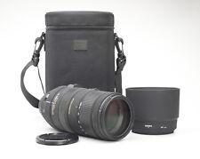 Canon Sigma 120-400 mm 4.5-5.6 DG OS APO RF HSM + Sehr Gut (219352)