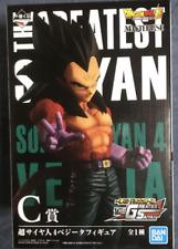 Banpresto Ichiban Kuji C Dragon Balle The Greatest Saiyan SS4 Vegeta Japon