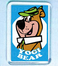 YOGI BEAR SMALL FRIDGE MAGNET - SO COOL!