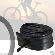 New 18 Inch Bicycle Rubber Inner Tube Fits 18 Inch Tires