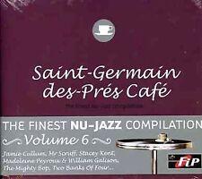 Saint-Germain-Des-Prés Café, Vol. 6 (CD, May-2005, P...